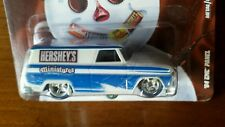 2011~HOT WHEELS-  '64 GMC PANEL VAN-# 1 0F 10~RARE~VHTF~HERSHEYS~CHASE CAR-HOLI.