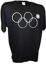Olympic Rings 5th Ring Fail Sochi 2014 Winter Games Opening Ceremonies T Shirt