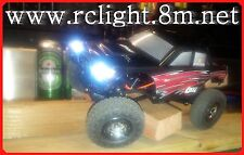 Team Losi 1/24 Micro Trail Trekker RC Led Light Kit 2W, 2R (3mm)