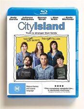 City Island (Blu-ray, 2011) Brand New Sealed