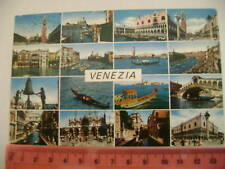 Cartolina Veneto - Venezia Varie Istantanee - VE 3644