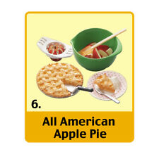 Re-Ment Doll Mi 00004000 ni Sweets #6 All American Apple Pie