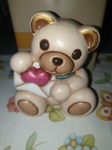 Thun Teddy San Valentino Busta Con Latta misura piccola