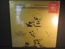 Charles Chaplin's, A Countess From Hong Kong,Soundtrack, Decca DL-7150,sealed LP