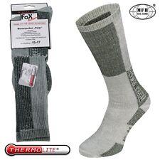 Calze Termiche THERMOLITE MFH Thermo Socks Invernali Imbottite Tecniche Sport G