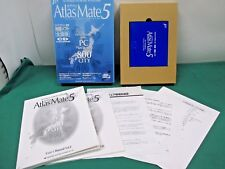 WINDOWS software -- Atlas Mate 5 -- Win 95/98/Me/NT/2000 utility software JAPAN