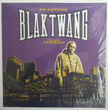 "BANKSY ART COVER - Blak Twang ‎- So Rotton 12"" VG+"