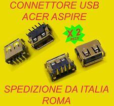 PRESA USB ACER ASPIRE 4230 4630 4930 5334 5530  5535 5732 5734 5920 6920 7540