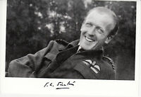 RAF Battle of Britain ace SINCLAIR DFC signed photo WW2 WWII