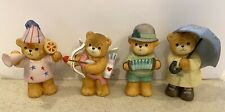 Enesco Lucy & Me Bears 12 Months Of The Year Set