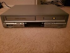 Sansui VRDVD4000A DVD Vhs mp3 Player 4 head hi fi tested & works no remote
