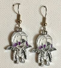 Rem Shinigami Death Note Anime Earrings Surgical Hook New