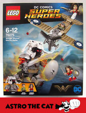 LEGO DC Super Heroes - 76075 Wonder Woman Warrior - Get 5% off