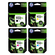 4 cartucho HP 932 XL + 933 XL (C2P42AE) negro / cian / magenta / amarillo