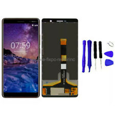 For Nokia 7 Plus TA-1046-1055-1062 LCD Display Touch Screen Assembly Replacement