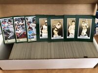 Very Rare 2005 UD Origins w/ Old Judge 400-Card Complete Set Loaded with HOF