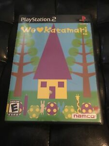 We Love Katamari (Sony PlayStation 2, 2005)