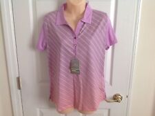 Page & Tuttle women's golf shirts cool swing Nwt size M style P16F24 Msrp $59