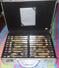 James Bond Valise Ultimate Edition 20 Double DVD - rare
