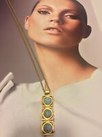 VINTAGE NECKLACE COSTUME FASHION JEWERLY RETRO EXCELLENT CONTITION.