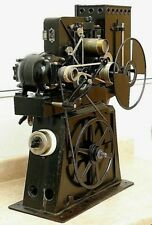 35mm Projector Cinema Graphoscope Jr. Rare & Complete Circa 1916-1922 Jenkins