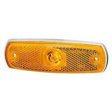 LUCI di posizione laterali Flush Fit Amber Lens 12v | HELLA 2ps 962 964-031