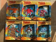 Matchbox Fighting Furies ALL 6 ADVENTURES TOGETHER RARE!