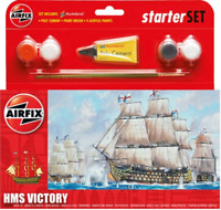 Airfix A55104 starter kit HMS Victory Classic Ship Gift Set
