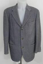 Veste de costume HUGO BOSS gris clair, 40% angora, taille 50