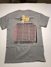 BRAND NEW COOL INDY 500 RACING ADULT SMALL T SHIRT SPEEDWAY AUTHENTIC 18X28