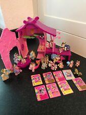Filly Elves Meermaids Hütte See Haus Simba 19 Figuren Fillys Sammlung 8 Karten