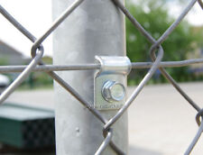 metal mesh panel clips with screw wire fencing