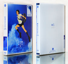 THE GIRL WHO LEAPT THROUGH TIME [Blu-Ray], Limited 1500, Full Slip BOX~ Region A