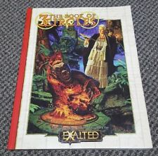 Exalted RPG - The Book of 3 Circles - White Wolf - WW8802
