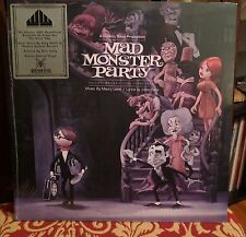 Mad Monster Party OST, Soundtrack Waxwork Subscriber, Purple/Green Vinyl LP NEW!