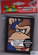 Super Mario Bros. Donkey Kong TCG ULTRA PRO DECK PROTECTOR CARD SLEEVES NES