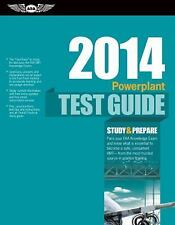 """Powerplant Test Guide 2014: The """"Fast-Track"""" to Study for and Pass the Aviation"""