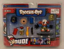 Zobo #008 Special-Ops Tech Deck Dude Evolution Figure,Misp,(B18)