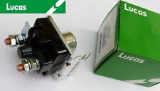 Lucas 4ST Starter Motor Solenoid SRB325 / BMK1727, for Mini Ducati Morris etc
