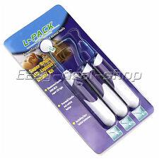 Good Dental Care Tools Kit Super LED Light (Pick + Scaler + Mirror) L-PACK