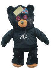 Kodak Black Heartless Hbk Bear Plush Sg Sniper Gang Limited Rare Sold out Yak
