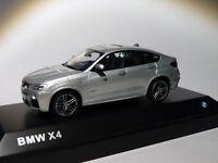 PROMO : BMW X4 (F26) - sur-boitage frotté  au 1/43 de Herpa