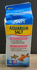 Premium Aquarium Salt for Freshwater Fish BIG 65oz Marine Tank Electrolytes