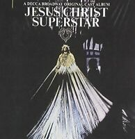 Jesus Christ Superstar (Broadway Original Cast Album) [CD]