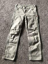 Dovetail Workwear Britt Utility Size 4/30 Canvas Pants