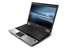HP Elitebook 2540p Core i5  540M 2.53GHz Ghz 4GB 160GB Windows 7 Kam