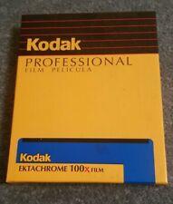 Kodak Ektachrome 100X EPZ 7024 Slide Film 4 x 5 Inch Expired. 10 x Sheets