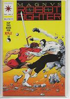 Magnus Robot Fighter #7 NM+ Valiant Comic Book Rai #3 Flipbook MR6 w/ Coupon!