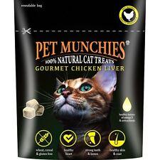 animale domestico Munchies gatto SNACK Gourmet POLLO FEGATO 10G, pacco