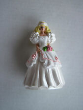 McDonald's Rose Bride Barbie - 1992 Barbie Happy Meal - Without Packaging